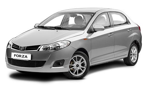 Порівняння нового «Запорожця» — ZAZ Forza (Chery Bonus) — з іншими моделями